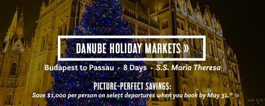 Danube Holiday Markets