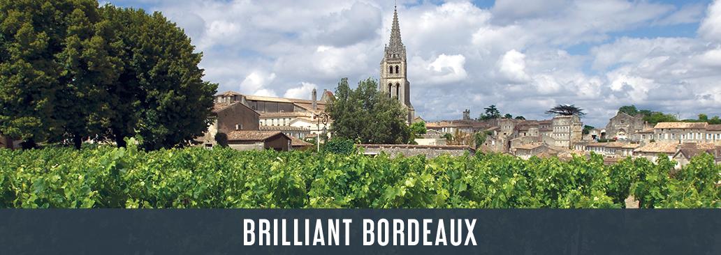 Brilliant Bordeaux