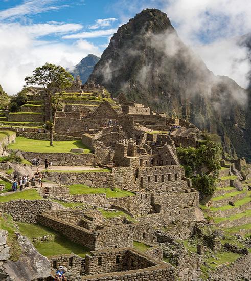 Peruvian Amazon & Machu Picchu Exploration