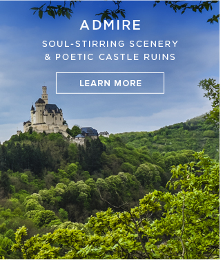 Admire| Soul-stirring scenery & poetic castle ruins - Learn More!
