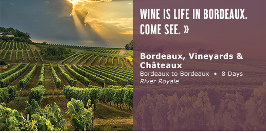 Wine is life in Bordeaux come see