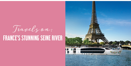 Travels on: France's stunning seine river